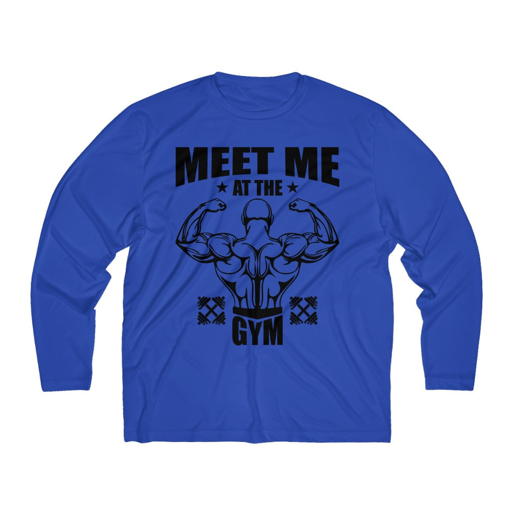 Meet at the GYM-Degree T Shirts