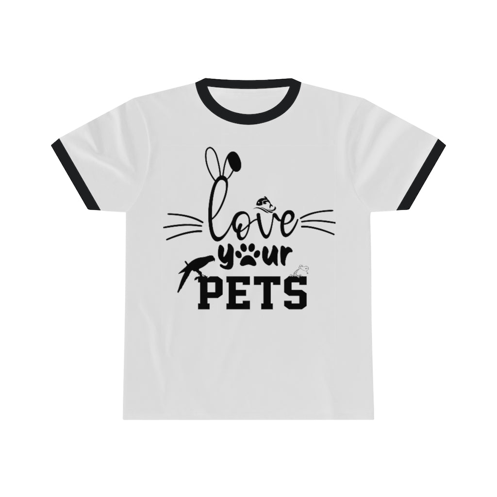 Love Your Pets-Degree T Shirts