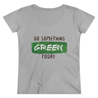 DO SOMETHING GREEN