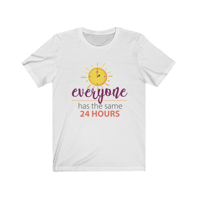 24 HOURS-Degree T Shirts