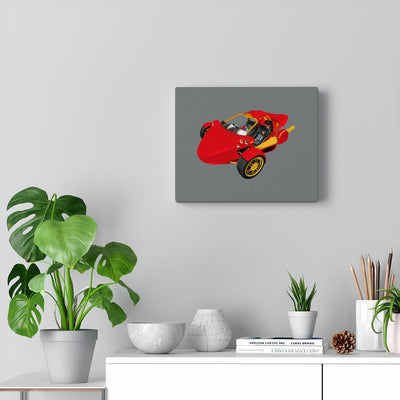 T Rex Canvas Gallery Wrap