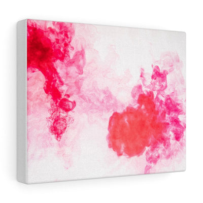 Red Haze Canvas Gallery Wrap
