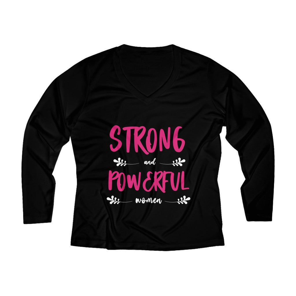 STRONG and POWERFUL women-Degree T Shirts