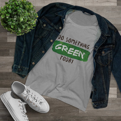 DO SOMETHING GREEN-Degree T Shirts