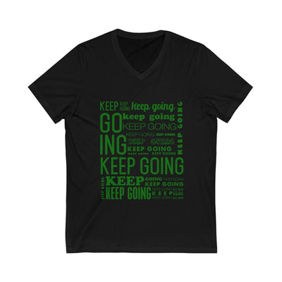 Keep Going V-Neck