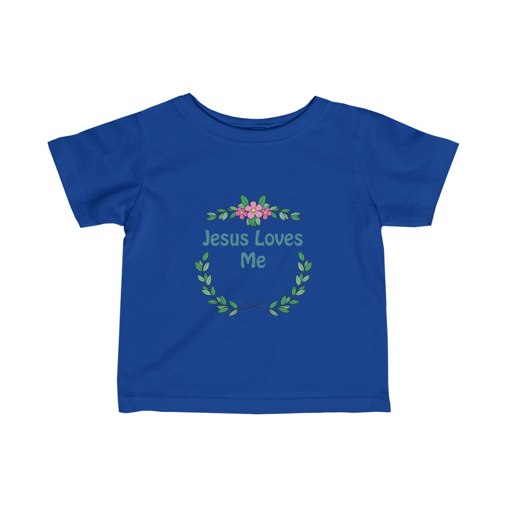 Jesus Loves Me tee-Degree T Shirts