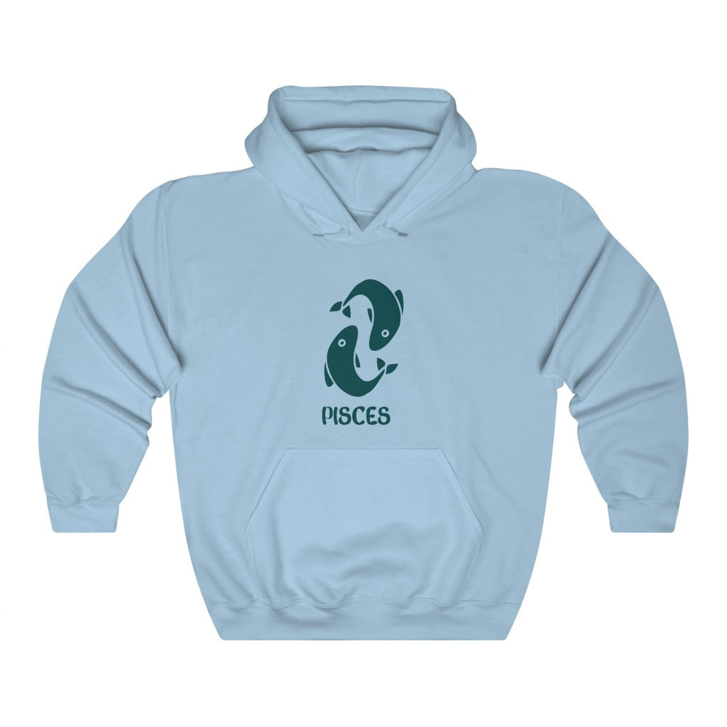 PISCES Heavy Blend™ Hooded Sweatshirt