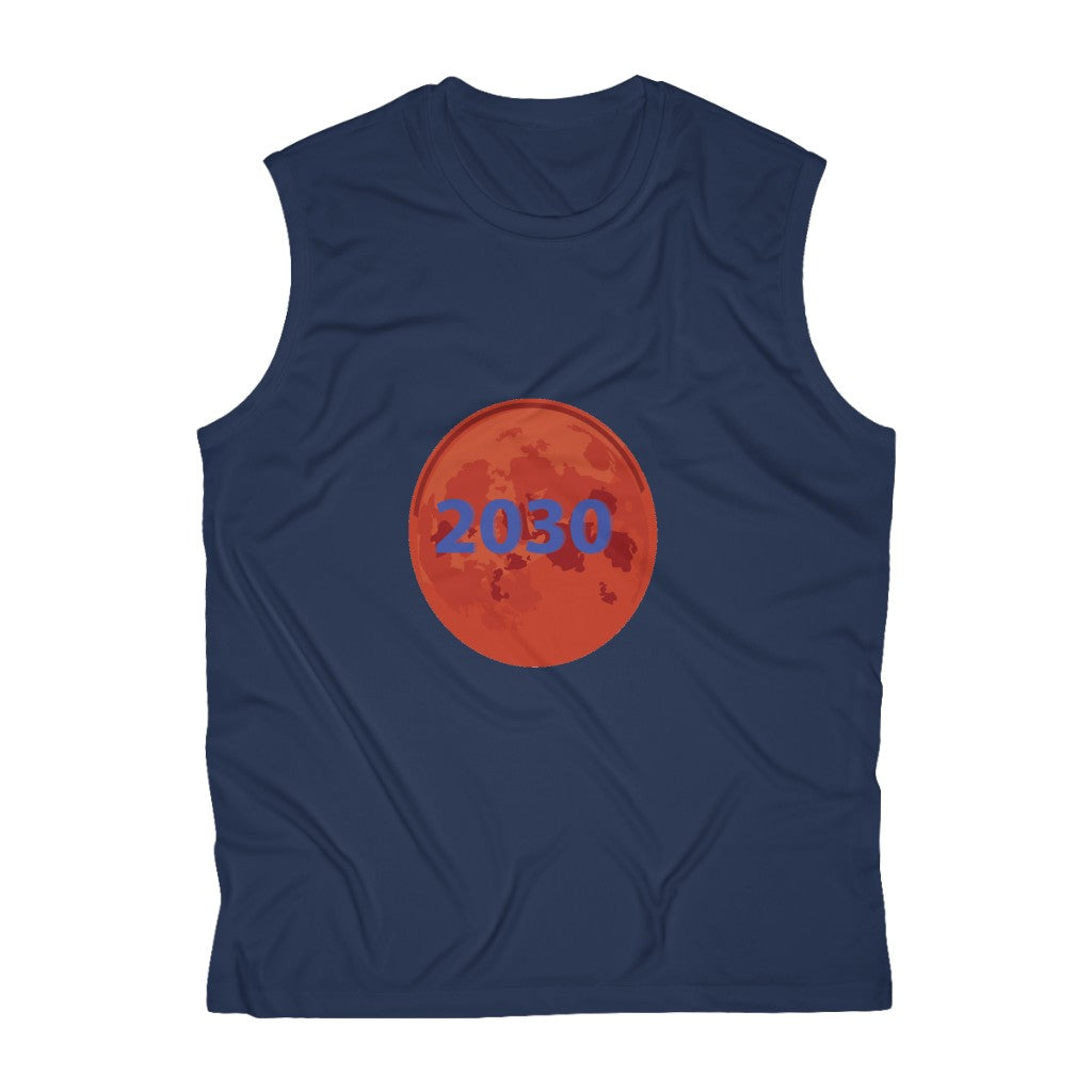 MARS 2030 muscle-Degree T Shirts
