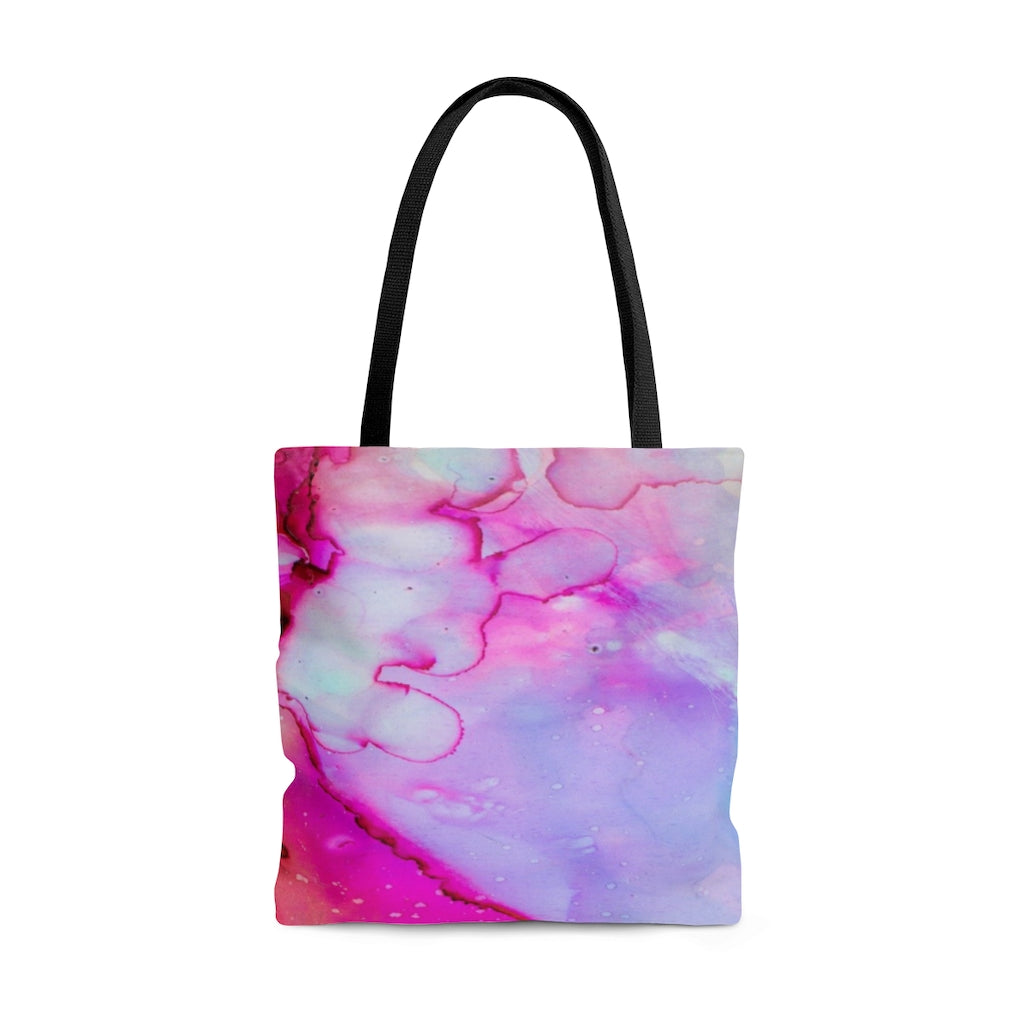 Color Combo Tote Bag-Degree T Shirts