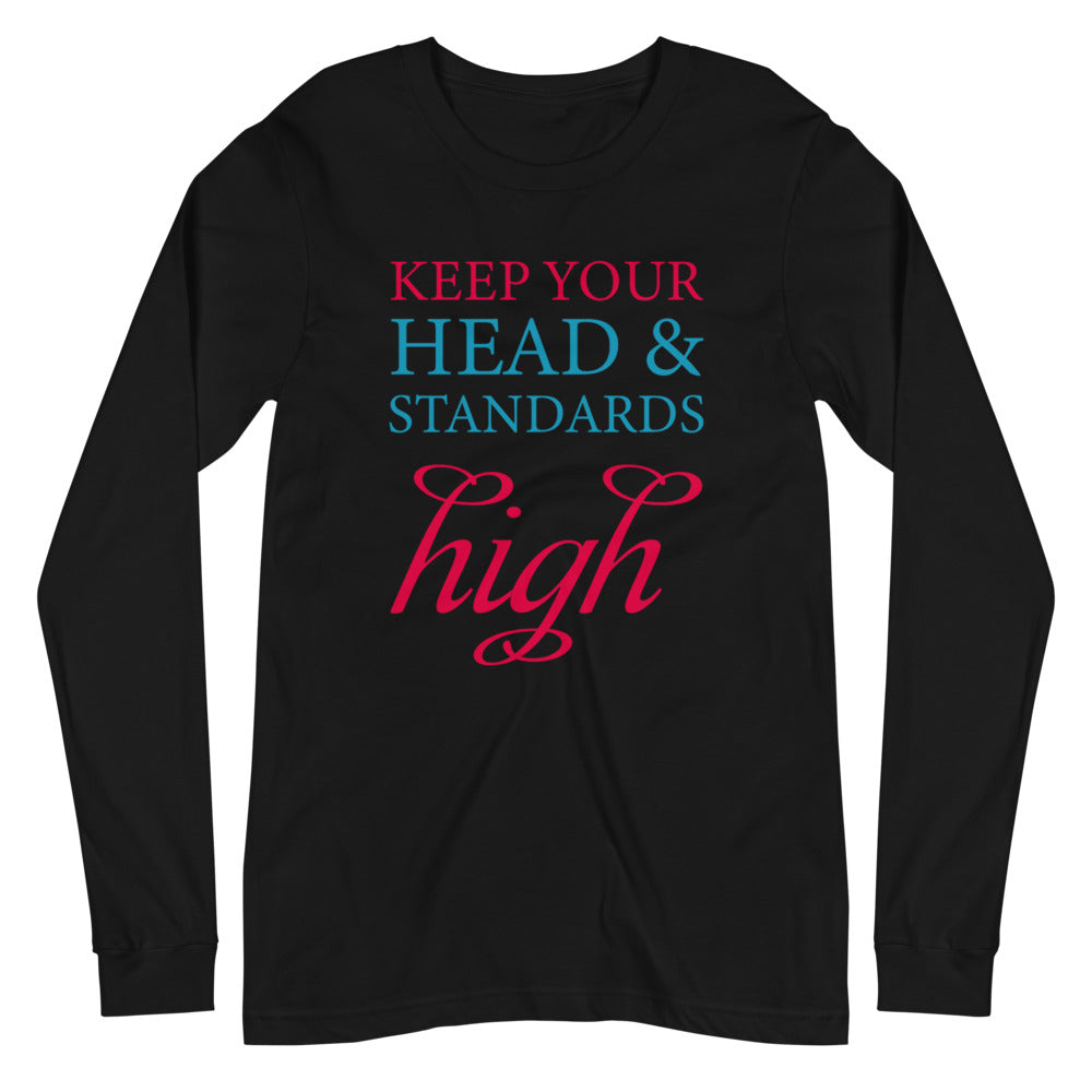 HEAD & STANDARDS HIGH-Degree T Shirts