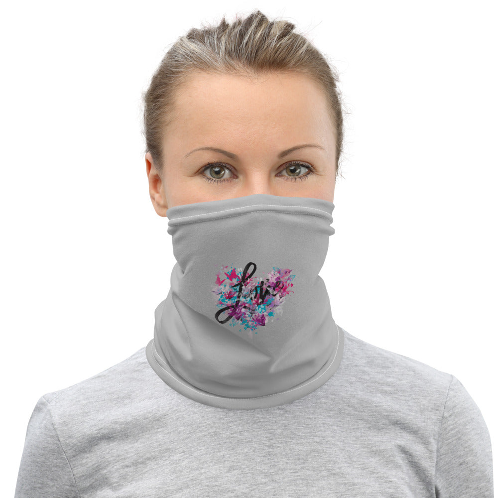 LOVE neck gaiter-Degree T Shirts