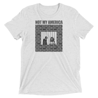 Not My America Slogan T-shirt