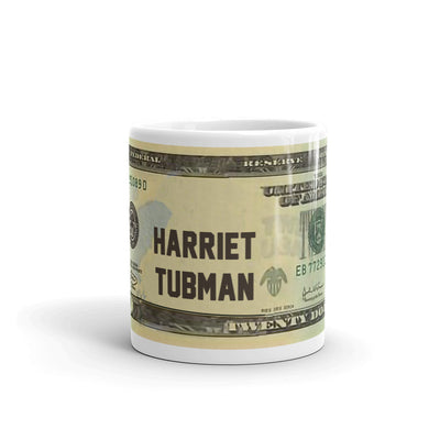 Harriet Tubman Coffee Mug-Degree T Shirts