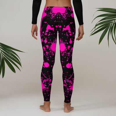 Dazzle Pink Leggings