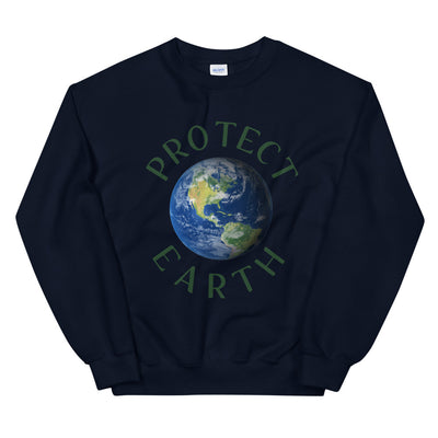 PROTECT EARTH sweatshirt