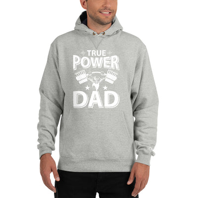 Power DAD Champion Hoodie