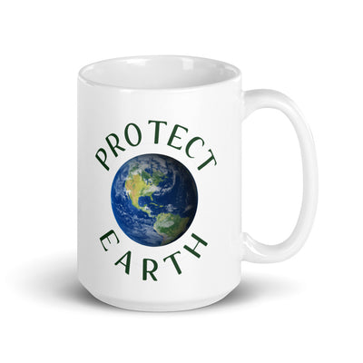 PROTECT EARTH-Degree T Shirts