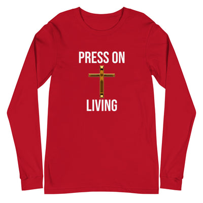 Press on Living