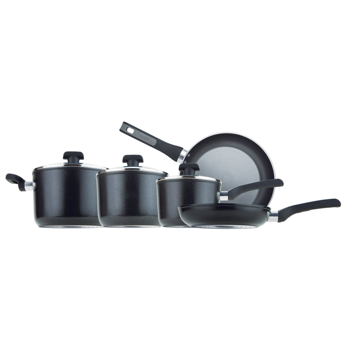 An image of Prestige Dura Forge 5 Piece Pan Set