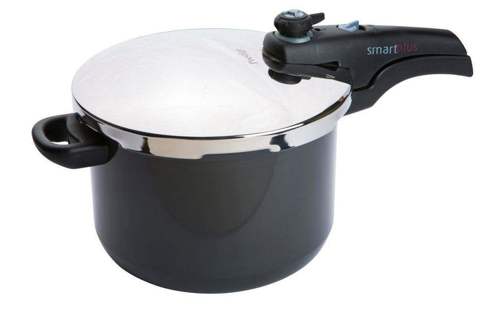 Prestige 6 Litre Hard Anodized Smart Plus Pressure Cooker