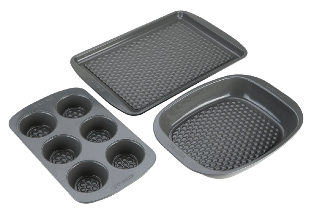 Joe Wicks Aerolift Ovenware 3 Piece Let's Get Started Set