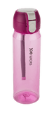 Joe Wicks Clip One Touch Bottle - Raspberry