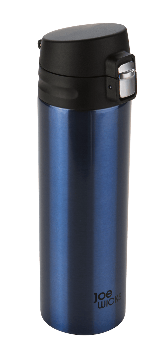 Joe Wicks Stainless Steel Hot/Cold Vacuum Bottle