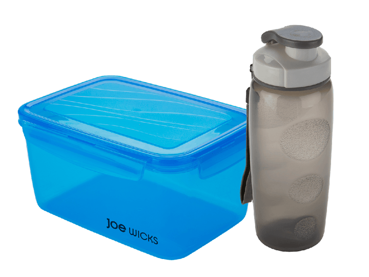 Joe Wicks 2 Piece Lunch Box Set