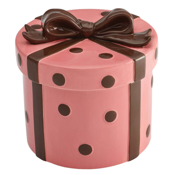 Cake Boss Present Cookie Jar