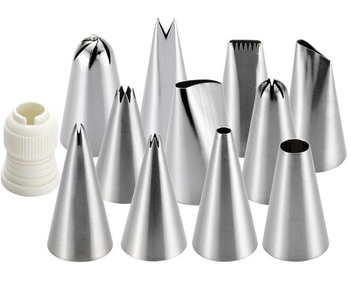 12 Piece Basic Tip Set