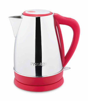 1.7L Stainless Steel Kettle - Red
