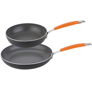 Joe Wicks Easy Release Non-Stick Frying Pan Twin Pack