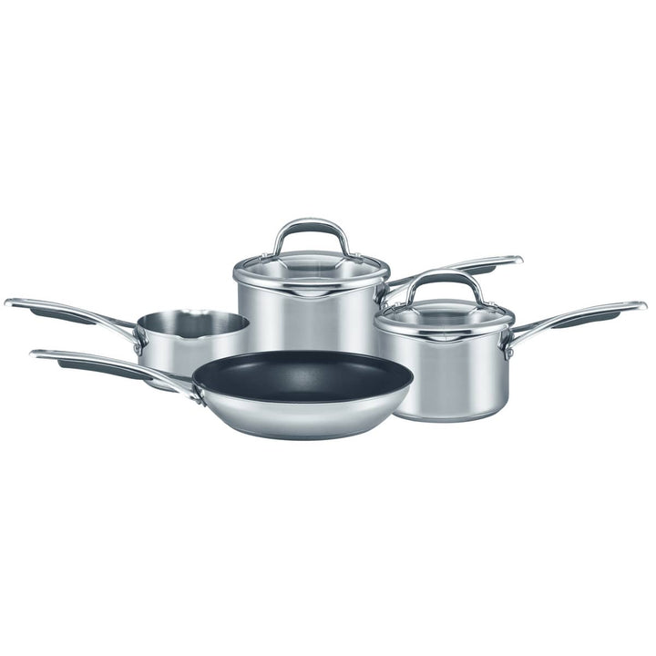 Meyer Select 4 Piece Stainless Steel Pan Set