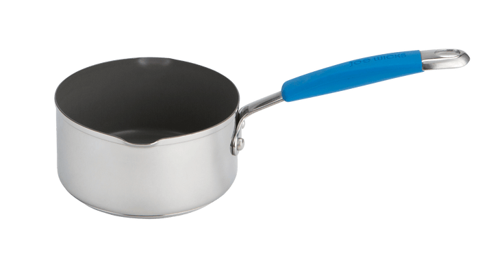 Joe Wicks Quick & Even Stainless Steel Milkpan