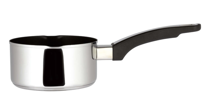 Prestige Everyday Stainless Steel Straining 14cm/0.9l Milkpan Ns (Slv)
