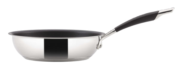 Circulon Momentum Stainless Steel 25cm Frying Pan
