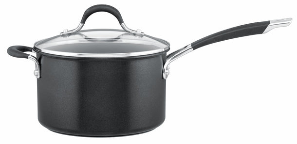 Circulon Momentum Hard Anodised 20cm / 3.8L Saucepan with Helper Handle