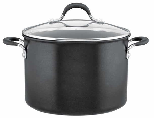 Circulon Momentum Hard Anodised 24cm / 7.6L Stockpot