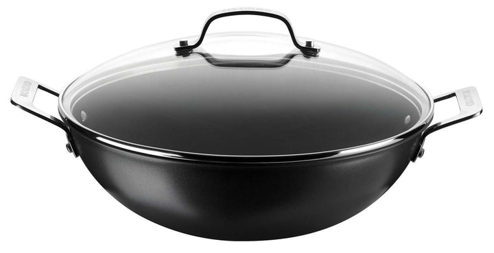 Circulon Generic 34cm Wok with Glass Lid