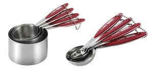 Cake Boss Measuring Cup and Spoon Set