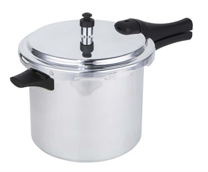 Prestige 5l Stainless Steel Pressure Cooker With Mfsd, 15 Psi Ss304