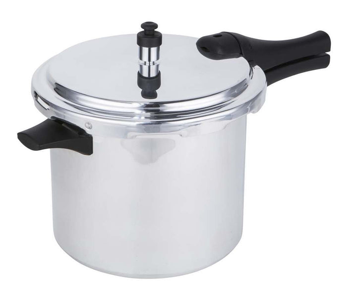 Prestige 6l Aluminum Pressure Cooker 12 Psi With Accessories