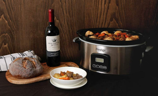 Prestige Digital Slow Cooker