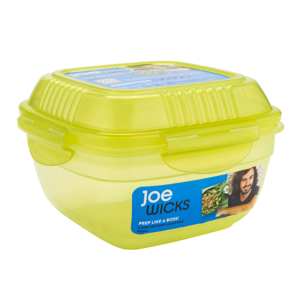 Joe Wicks Salad Lunch Box