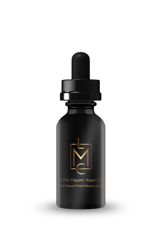100% Fixed, Cold Pressed Argan Oil from Morocco