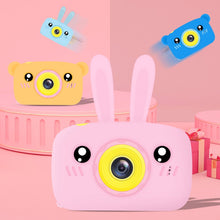 Load image into Gallery viewer, Cartoon Digital Camera Baby Toys Children Creative Educational Toy Photography Training Accessories Birthday Gifts Baby Products