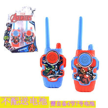 Load image into Gallery viewer, Disney Minnie Mickey Mouse Toy Walkie Talkies 70 m snow White Electronic Toys