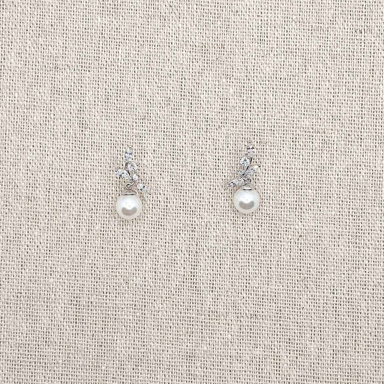 Laverna Silver Earrings