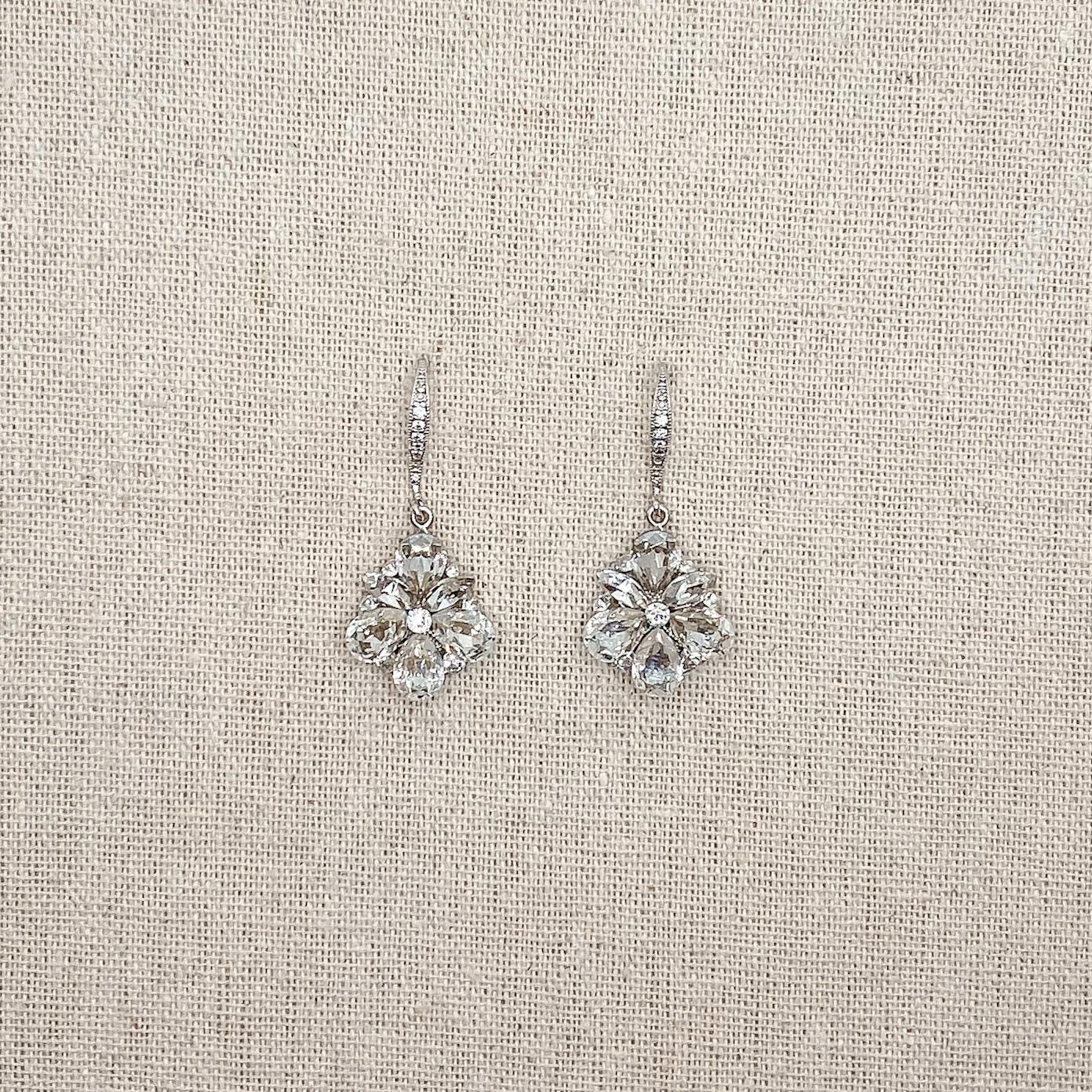 E4205 Silver Earrings