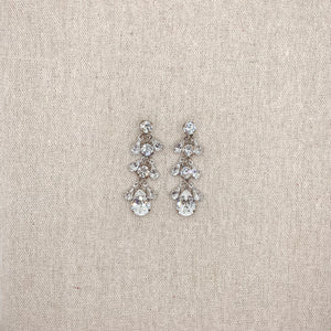 MEG Lincoln Earrings Silver